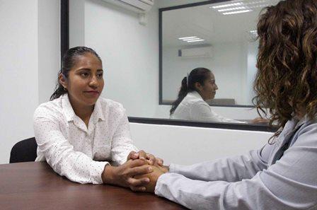 Ofreció Centro de Justicia para las Mujeres más de 400 servicios