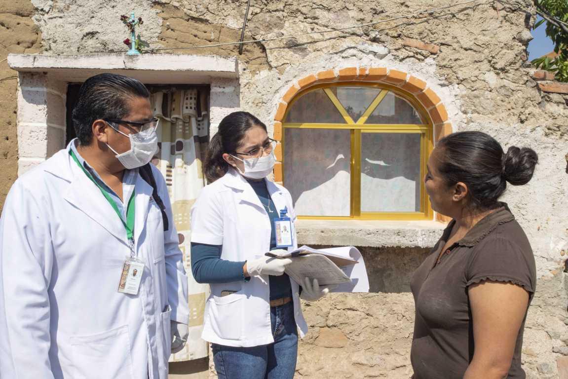 Fortalece SESA acciones de prevención en el Día Mundial de la Salud