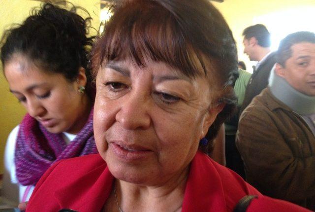 Rosalía Peredo no quiere soltar su hueso para negociar en elecciones