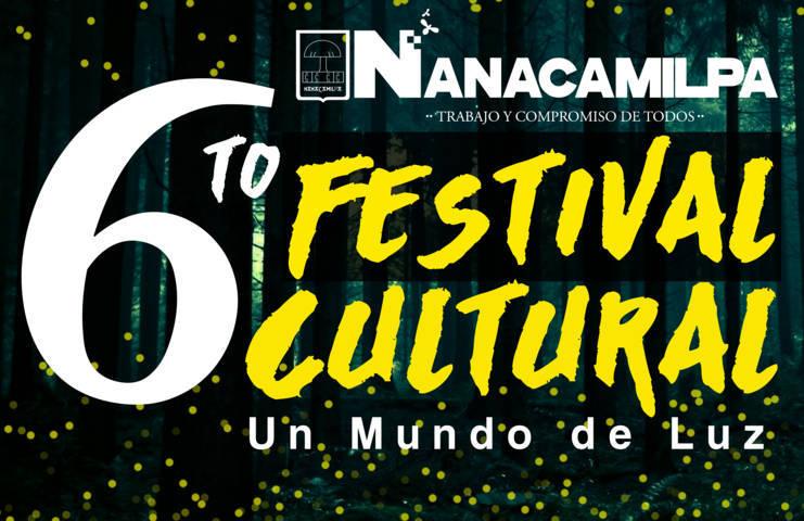 """Arrancó el 6to Festival Cultural de la Luciérnaga """"Un Mundo de Luz"""""""