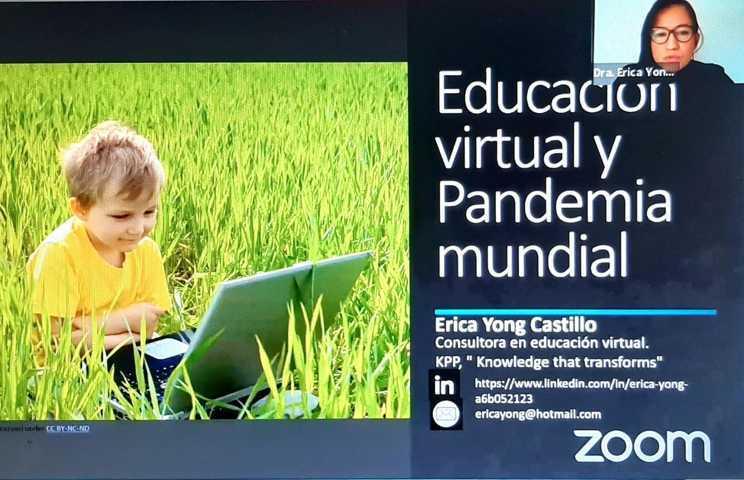 Extiende UATx el análisis de la educación virtual a Iberoamérica