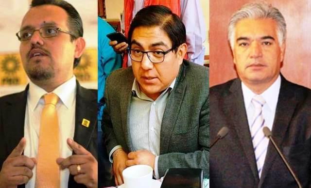 PRD y Gelacio protegen corruptelas del gordito Gio en Totolac
