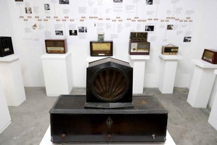 Rinden Fonoteca homenaje virtual a personajes ilustres de la historia