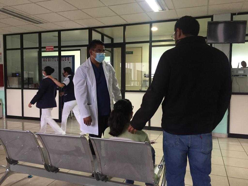 Reciben vacuna contra Covid-19 cuatro menores de Tlaxcala