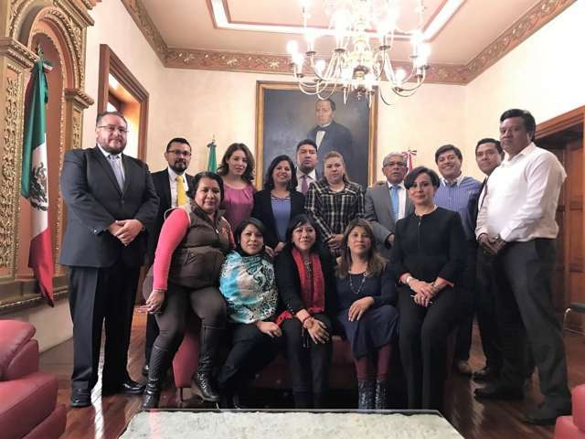 Reconoce Cabildo de Tlaxcala el trabajo del Registro Civil Municipal