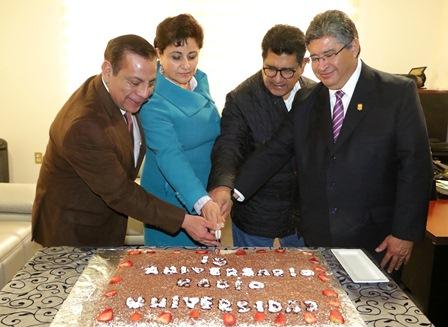 "Celebró Radio Universidad UAT su ""XV Aniversario"""
