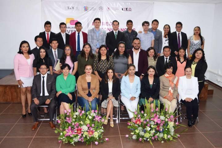 Impulsar a jóvenes en espacios de toma de decisiones, reto de instituciones: ITE