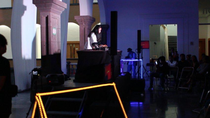 Retumba La Colmena con artistas sonoros