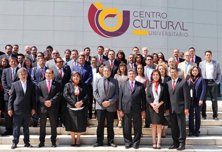 Se reúnen en la UAT Cuerpos Académicos en Odontología del país