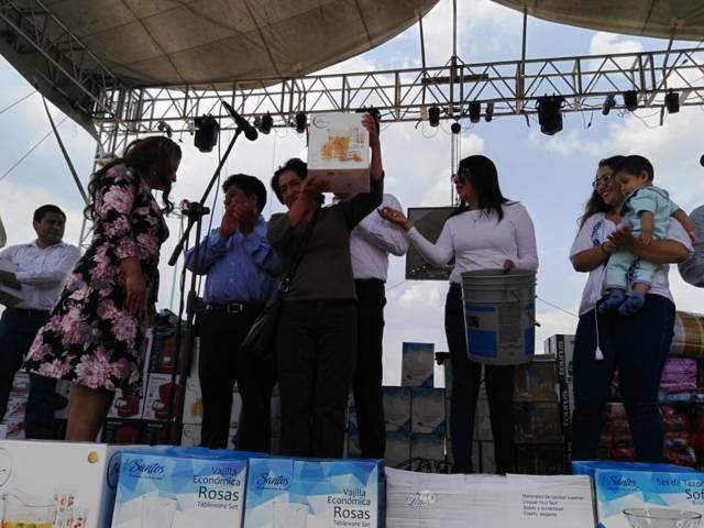 El Ayuntamiento de Chiautempan festejó a lo grande a las Mamás