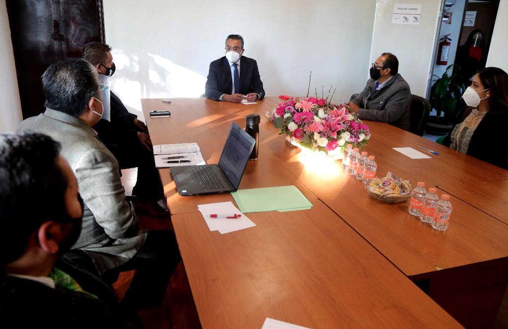 En CECYTE-EMSAD se fortalece la educación como estrategia de desarrollo y crecimiento para tlaxcala: RLM
