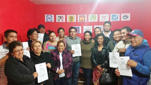 Recibe GPB constancia como alcalde electo en Totolac
