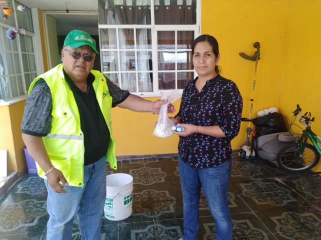 Refuerza Coeprist acciones preventivas durante temporada de lluvias