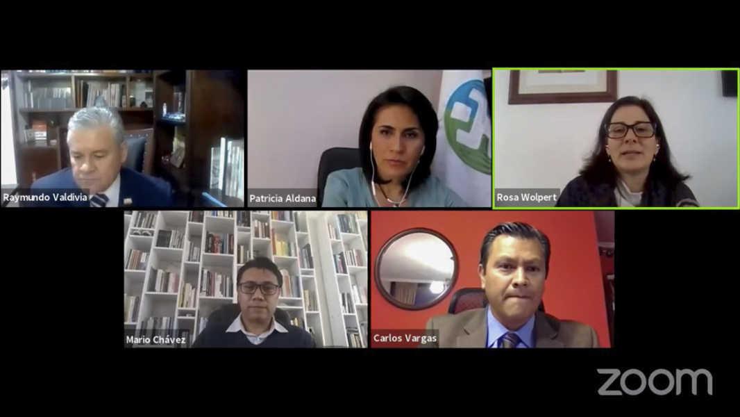 Participa Tlaxcala en panel internacional de educación