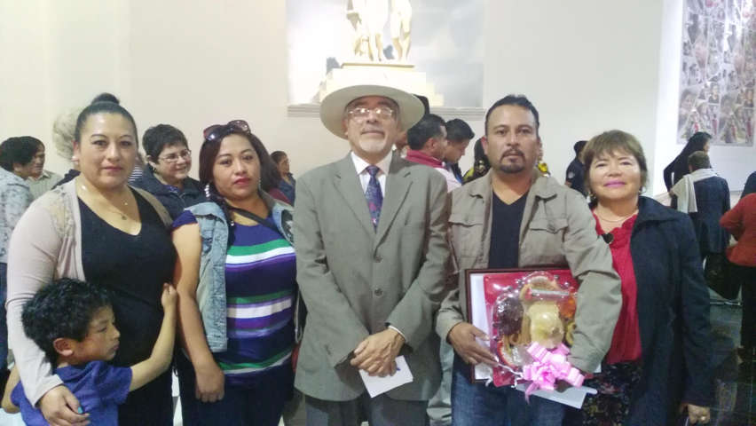 El Ayto. de Tlaxcala recordó a Nicolasa Coyotzi, alfarera de barro bruñido de Atlahapa