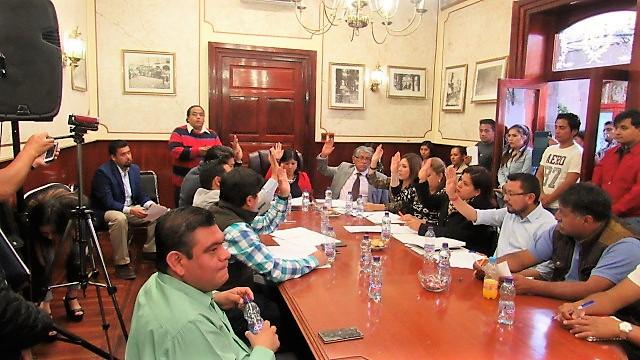 Aprueba Ayuntamiento Comité de Obras Públicas y de Adquisiciones