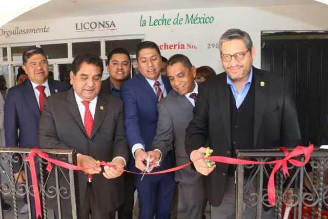 Apertura UATx Casa de Autorrealización en San Marcos Contla