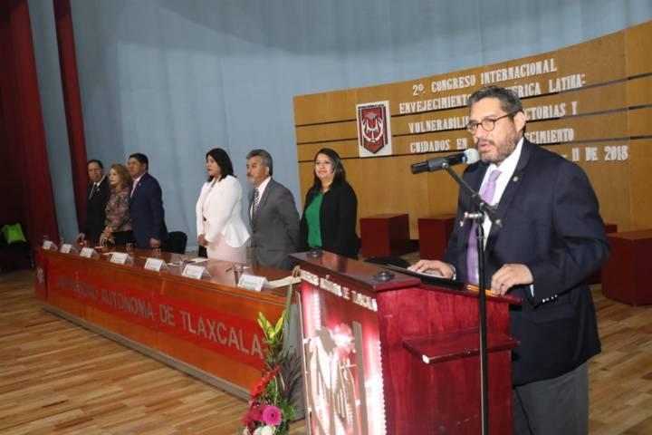 Segundo Congreso Internacional Envejecimiento en América Latina en la UAT