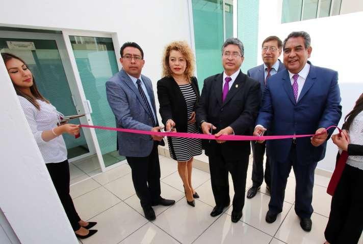 Inaugura Rector de la UAT infraestructura en el CIISDER