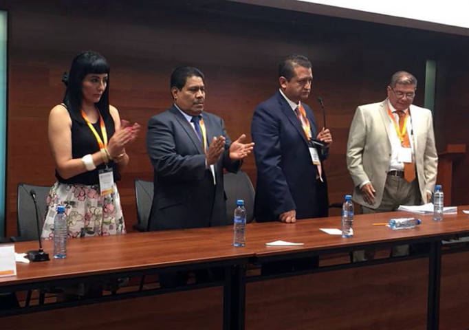 Integran a la UAT en el Consejo Directivo de la AMOCVIES