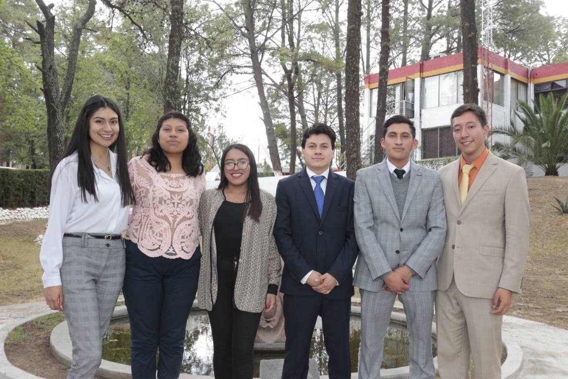 Visitan alumnos y catedráticos de la UATx la Corte Interamericana de Derechos Humanos