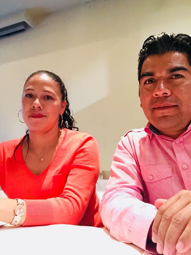 Garrido será coordinador del PES en el Congreso
