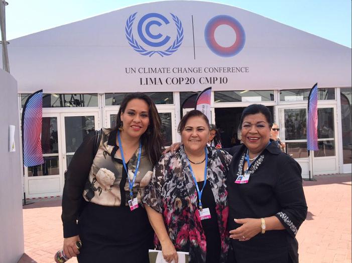 Martha Palafox habla por México en el Parlatino y en la COP20