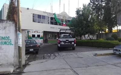 Suspenden circulación peatonal innecesaria por la noche en Xiloxoxtla