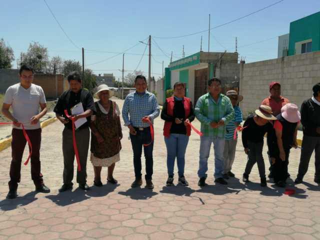 Quilehtla mantiene una línea de desarrollo a favor de los ciudadanos: OPR