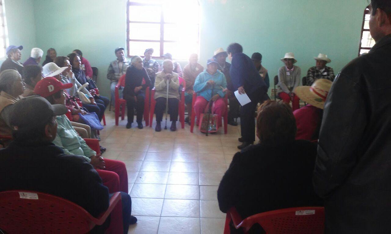 Imparten el taller Nido Vacío en Tzompantepec
