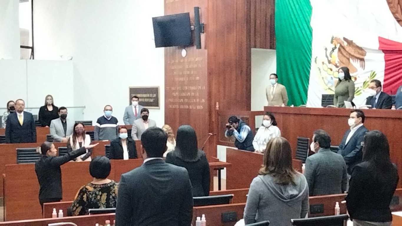 Apertura y cero corrupción ofrece nueva procuradora de Tlaxcala