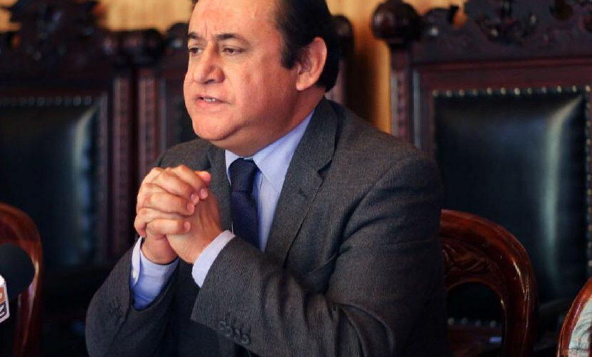 En Firme, Magistrado Mario Jiménez con presidente del TSJ