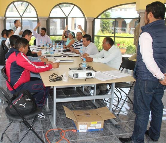 Participará Lardizábal en el Programa Agenda para el Desarrollo Municipal 2017