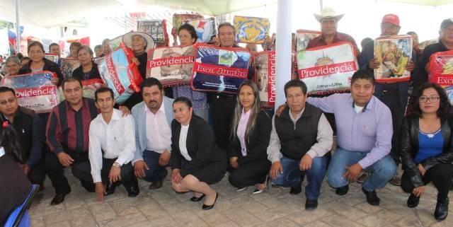 """Gobierno de Lardizábal festeja el """"Día del Abuelito"""""""