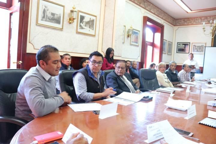 Preside Héctor Domínguez Segunda Reunión de Comité Técnico Icatlax