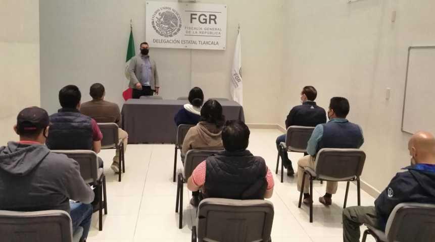 Elementos de la PFM se actualizan sobre el registro nacional de detenidos