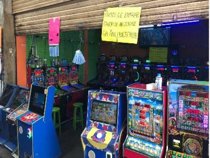 Aseguran 35 máquinas tragamonedas en Tlaxcala