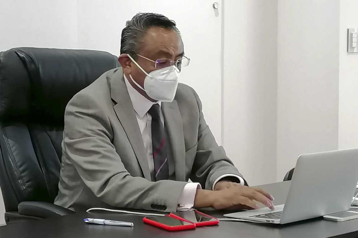 Secretario de Educación presume en medios que entregó dinero al Tec NM Campus Tlaxco