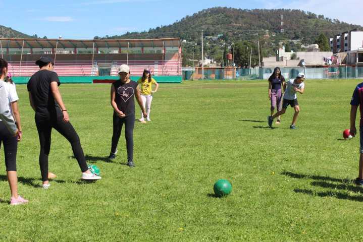 Fortalecerán IDET y conade práctica deportiva entre infantes y jóvenes tlaxcaltecas