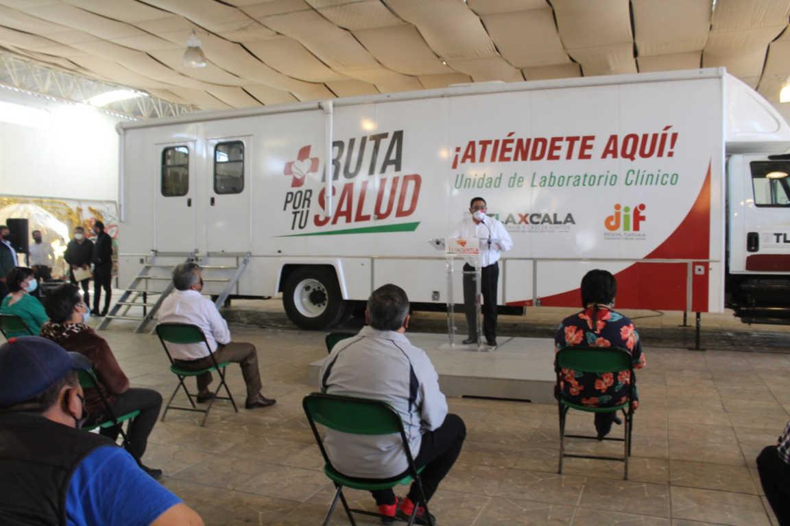 Llega Ruta Por Tu Salud al municipio de Ixtacuixtla