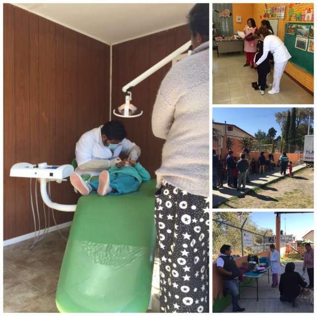 Atiende Ayto de Tlaxcala a 86 niños de Metepec, en temas de nutrición y salud bucal