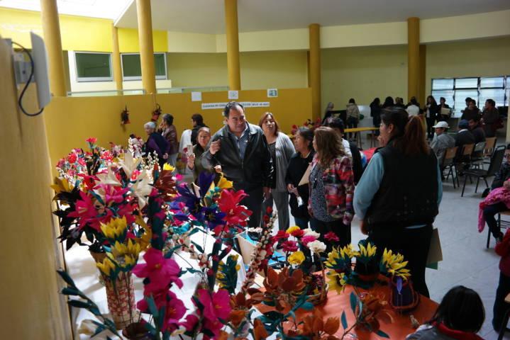 El SMDIF de Amaxac realiza clausuran curso de hoja de maíz