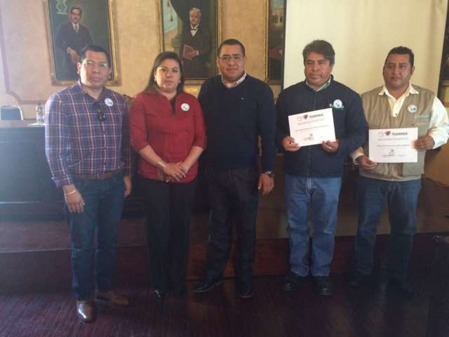 Celebra Ayuntamiento de Tlaxcala Día Mundial del Agua