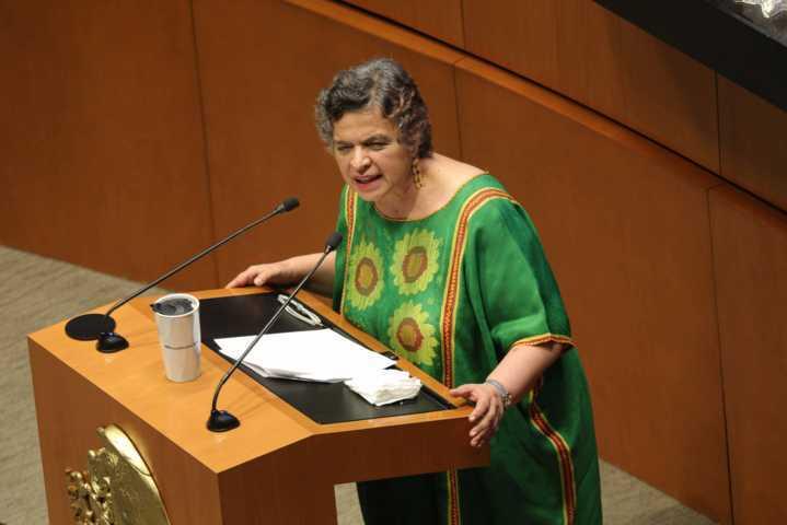 Pide Beatriz Paredes privilegiar dialogo para encontrar solucionar crisis económica y sanitaria