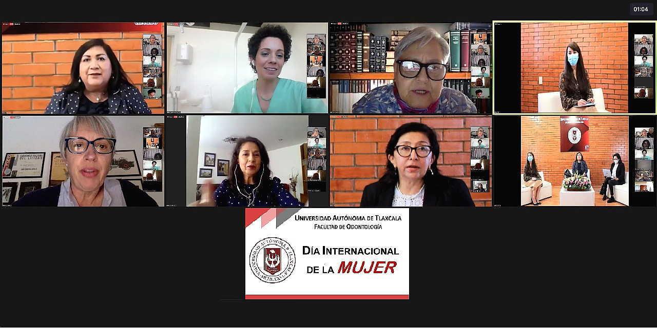 Comparten en la UATx experiencias de exitosas profesionistas
