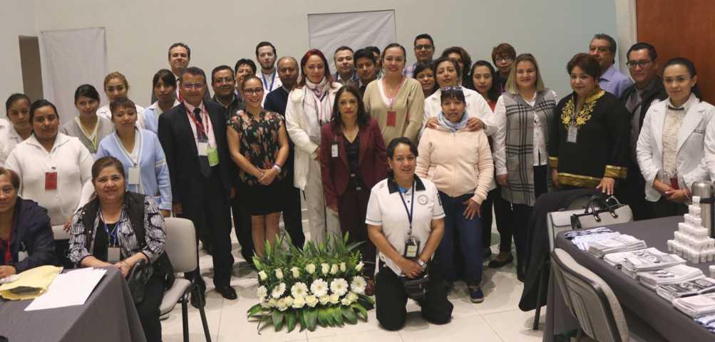"""Acercan programa """"ISSSTE-Contigo"""" a FGR en Tlaxcala"""