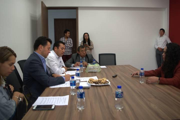 Realizan entrevistas a los aspirantes a integrar el Comité de Anticorrupción de Tlaxcala