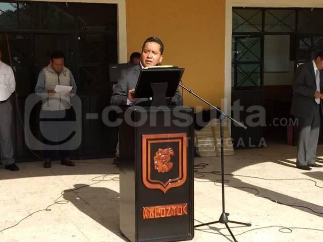 La Bandera de México representa nuestras garantías: López López