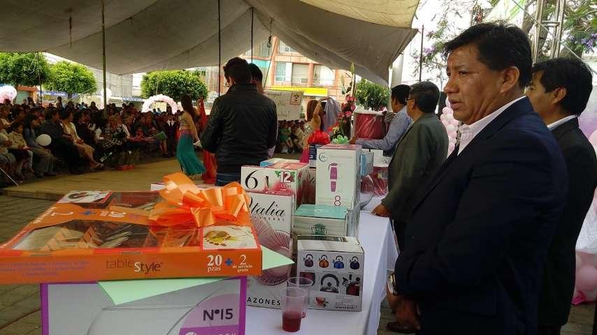 """Festejan """"Día de la Madre"""" en Teolocholco"""