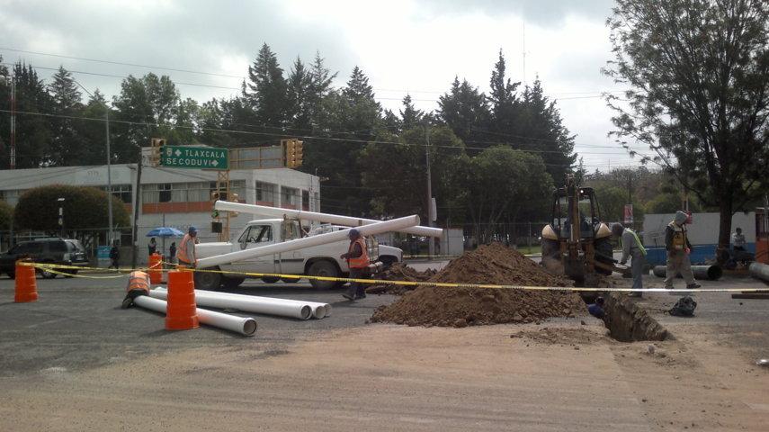 Regularizará CAPAM servicio de agua potable en la Colonia Xicohténcatl